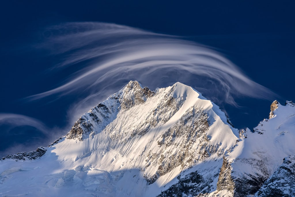 Svizzera Engadina PizzoBernina Biancograt AlbaNuvola262073