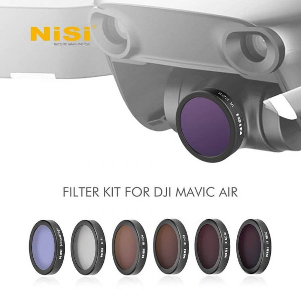 6 Filter kit for  DJI Mavic Air