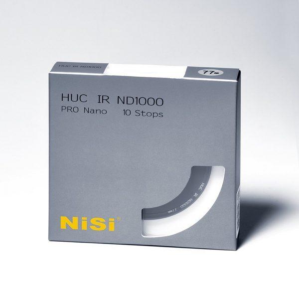 NiSi ND1000 (10 Stop) PRO Nano HUC IR SLIM