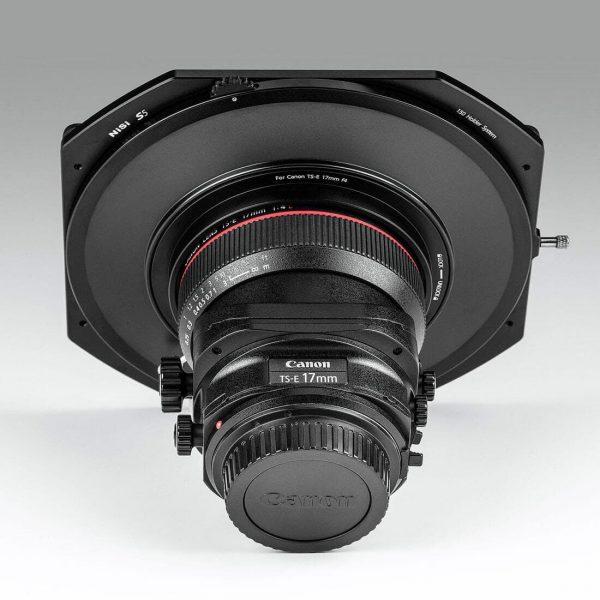 Holder NiSi S5 | Polarizzatore PRO | Canon TS-E 17mm f/4L