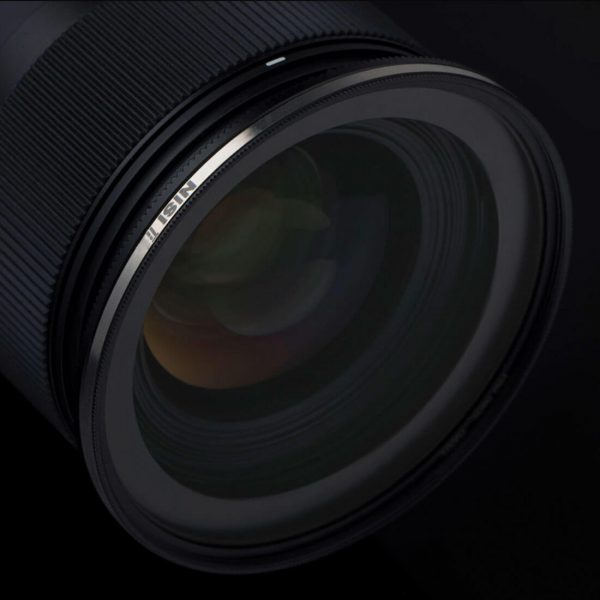 Ti Pro Nano Cut-395 UV filter (Titanium)