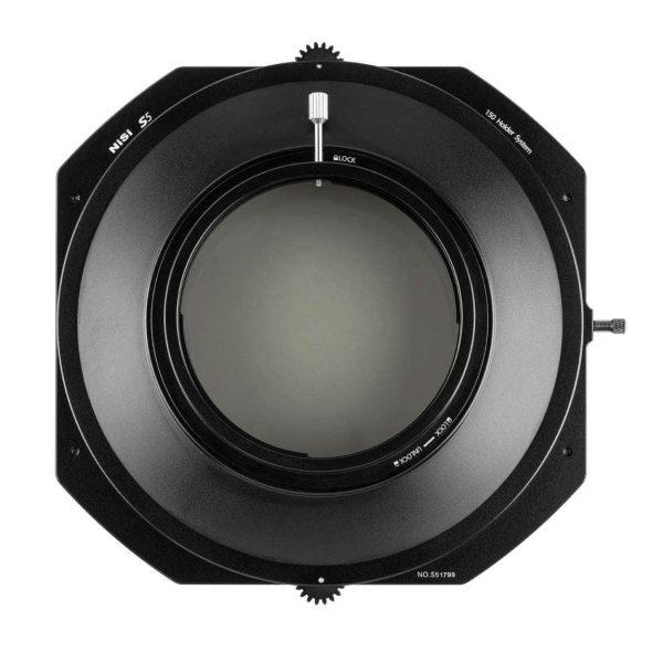 Holder NiSi S5   Polarizzatore PRO   Nikon PC 19mm f/4E ED