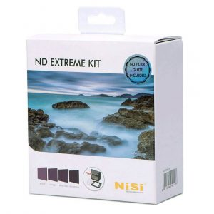 NiSi 100mm Extreme ND Filter Kit