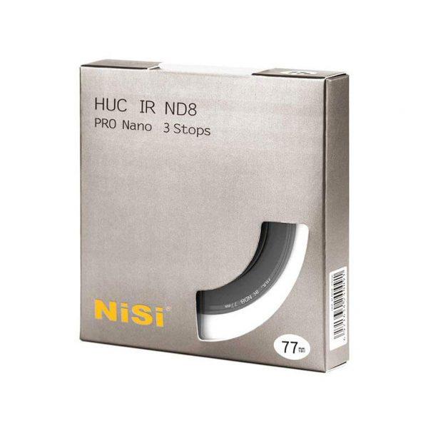 NiSi ND8 (3 Stop) PRO Nano HUC IR SLIM