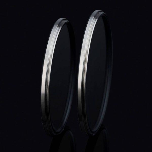 NiSI UV filters Titanium