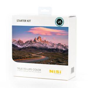 NiSi Starter Kit – V6 (Series III)