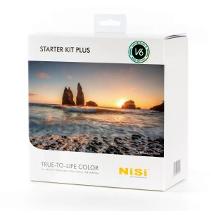 NiSi Starter Kit Plus – V6 (III Serie)