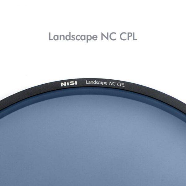Landscape NC Polariser for NiSi S5 System