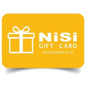 NiSi Gift Card