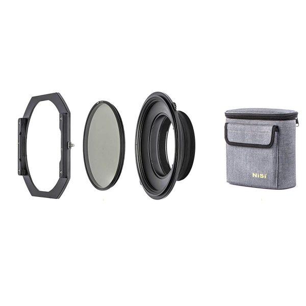 NiSi S5 Holder| Polariser PRO | Fujinon XF 8-16mm F2.8 R LM WR