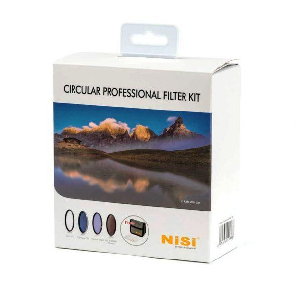 kit circular filters professional