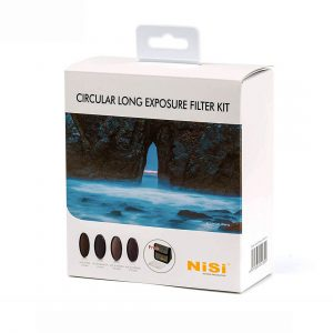 NiSi Circular ND Long Exposure Filter Kit