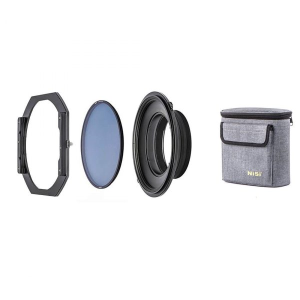 NiSi S5 Holder| Landscape Polariser | Fujinon XF 8-16mm F2.8 R LM WR
