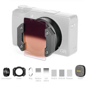Ricoh GR3 Master Filter Kit