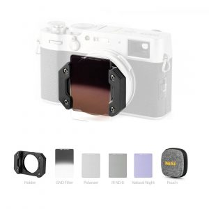 Fujifilm X100 Series Starter Filter Kit