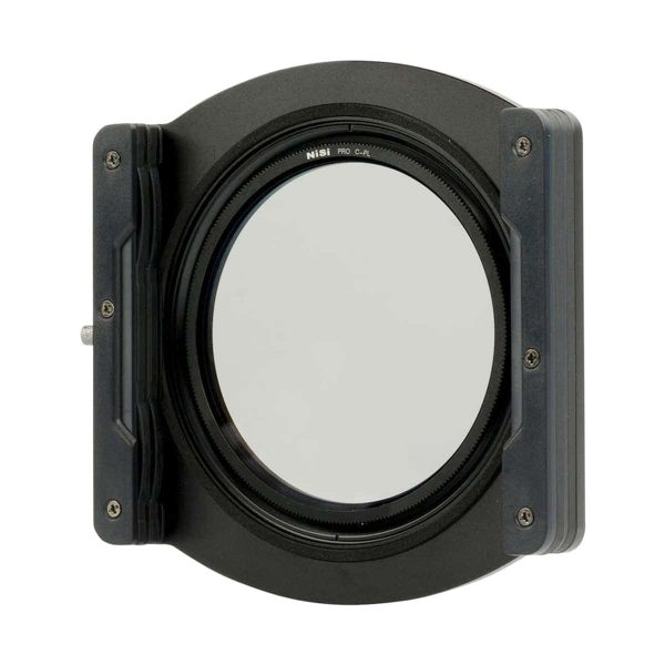 NiSi Cinema C4 Holder for 4×4″ and 4×5.65″ Filters with Polariser
