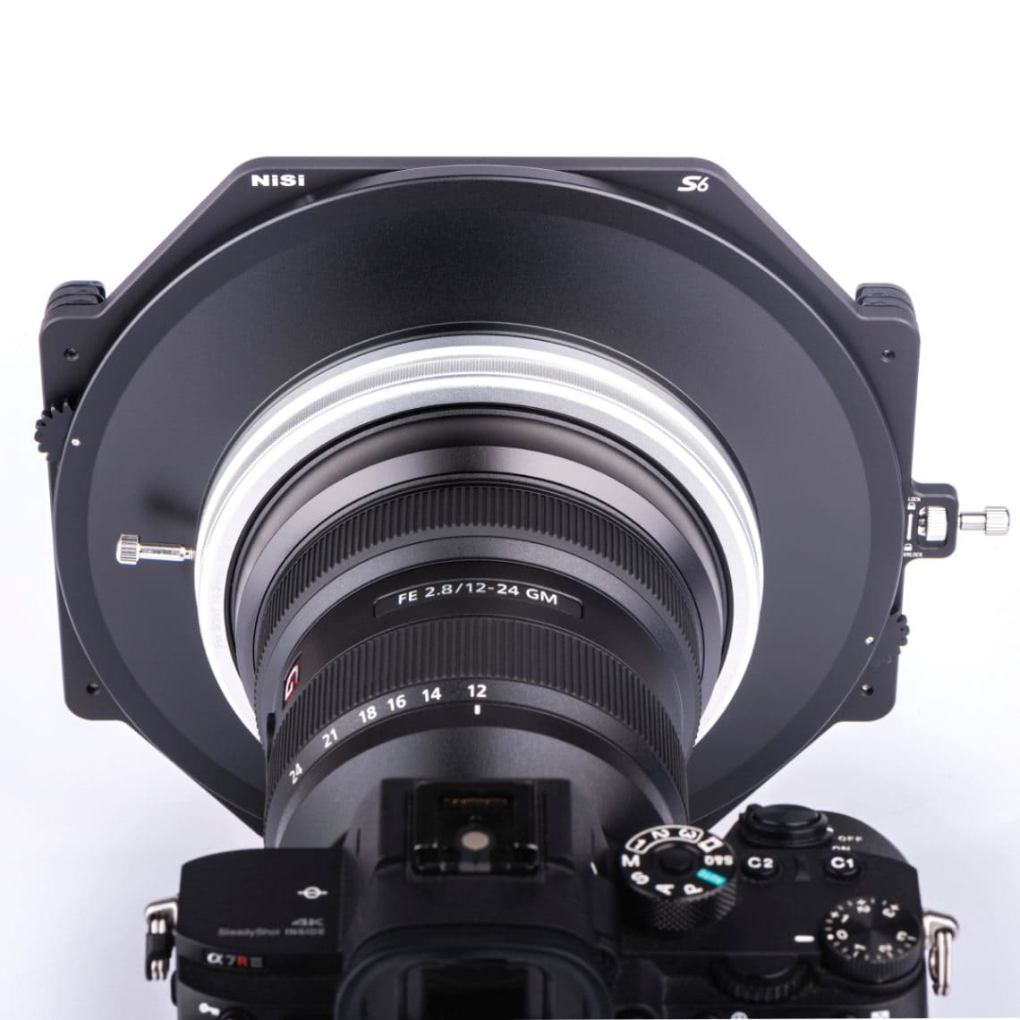 NiSi S6 Holder | Polariser PRO | Sony 12-24 f 2.8