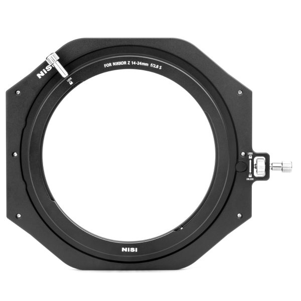 NiSi 100mm Filter holder for Nikon Z 14-24mm f/2.8 S