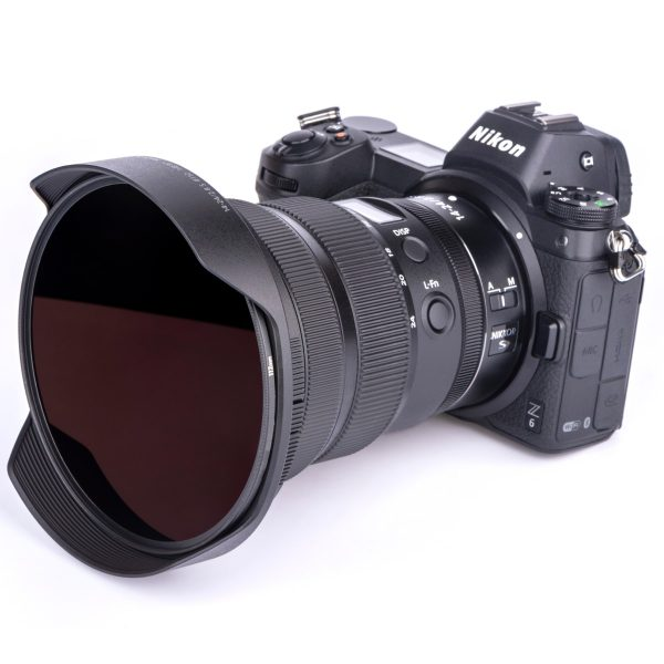 112mm ND64 (6 Stop) PRO Nano HUC IR for Nikon Z 14-24mm f/2.8 S