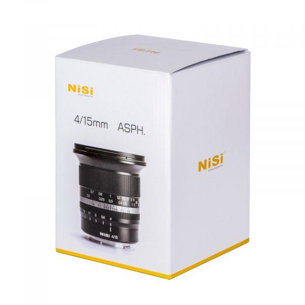 NiSi 15mm f/4 ASPH