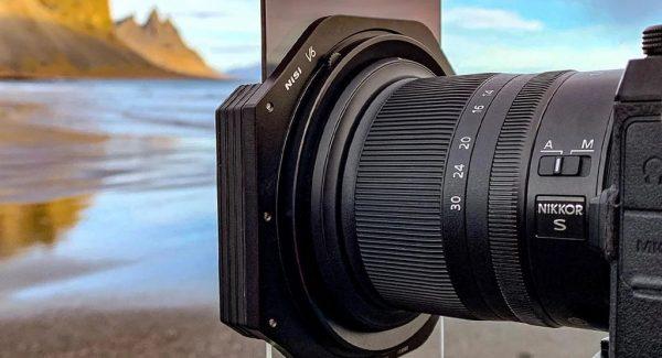 Filters for the Nikon lens NIKKOR Z 14-30mm f/4 S-Line