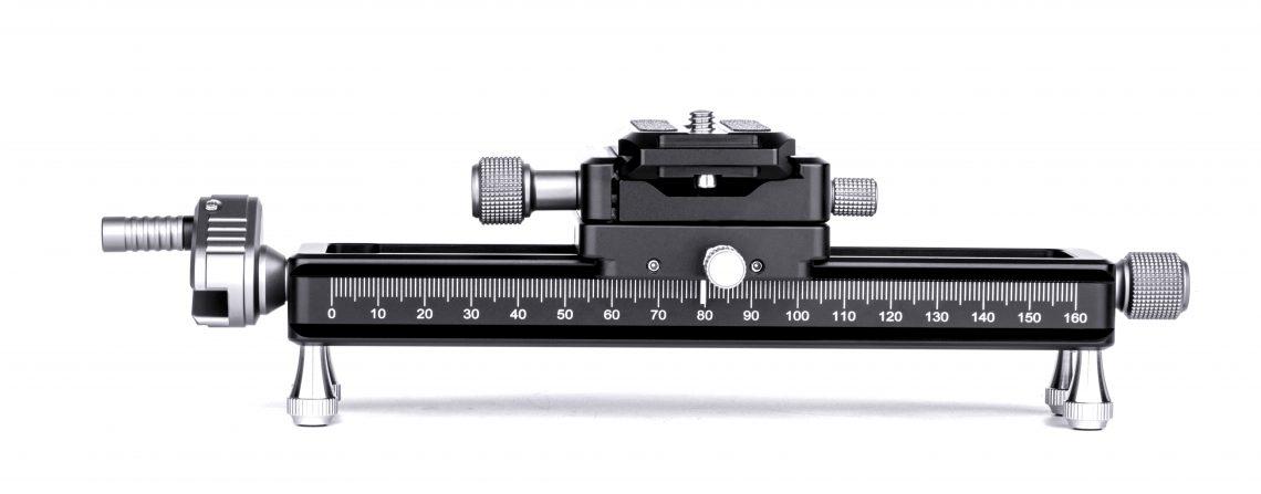 Best macro focusing rail: NiSi NM-180