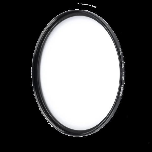 Allure Mist Black Diffusion Circular Filter (1/8 Stop)