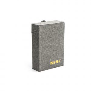 Hard 100mm filter case III (Snowflake Cloth)