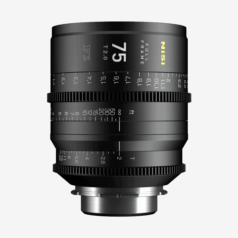 NiSi F3 Prime Lenses