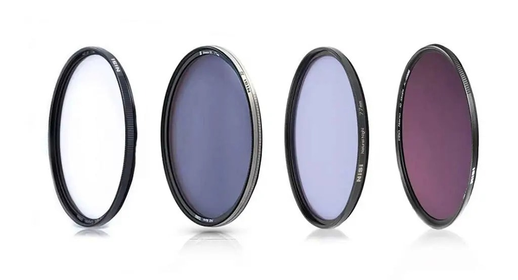 Best circular filters: Polariser CPL, ND, UV, Vario ND and more