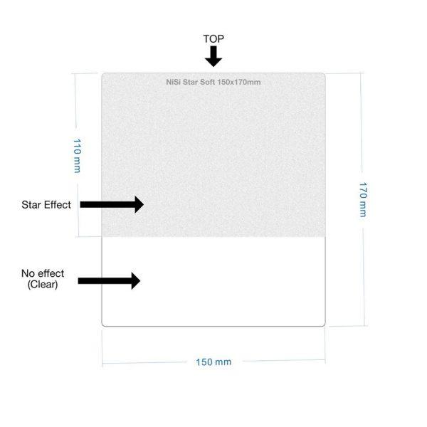 Star Soft Filter 150×170 mm